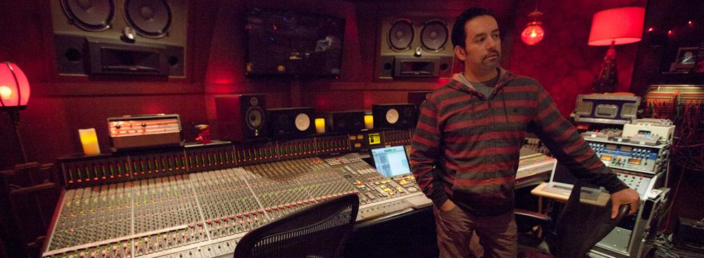 Manny Marroquin - Four-time Grammy Award winning Mix Engineer on SoundBetter