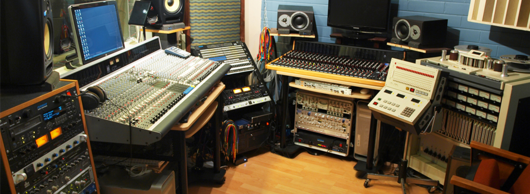 Shine Studios on SoundBetter