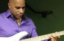Photo of Nathan Brown, Bassist