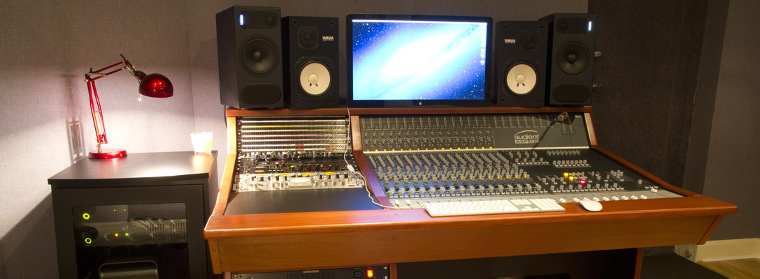 Ravenscourt Studios on SoundBetter