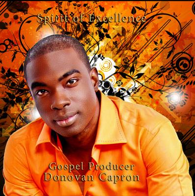 Donovan Gospel Producer Capron on SoundBetter