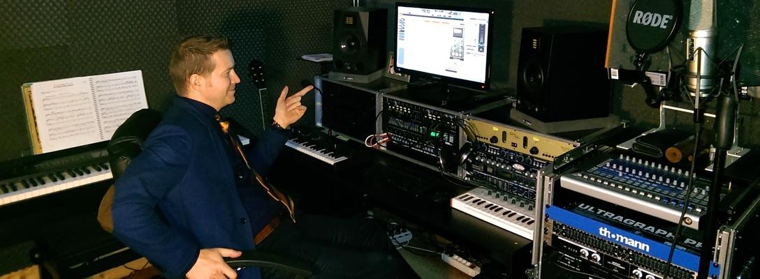 Studio Music Planet on SoundBetter