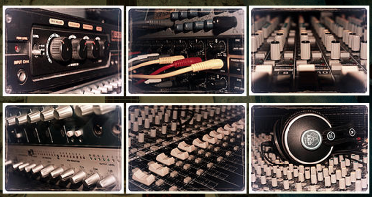 Soundprocessing studio on SoundBetter