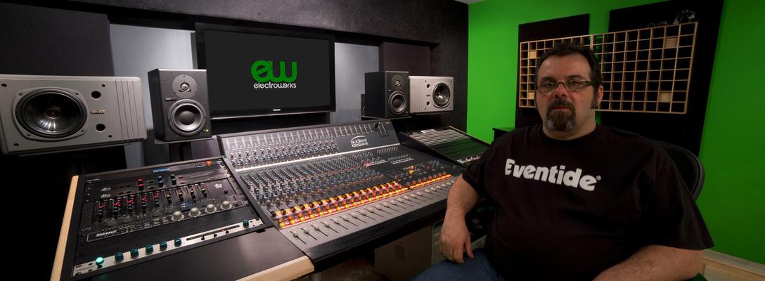 Charles Macak on SoundBetter