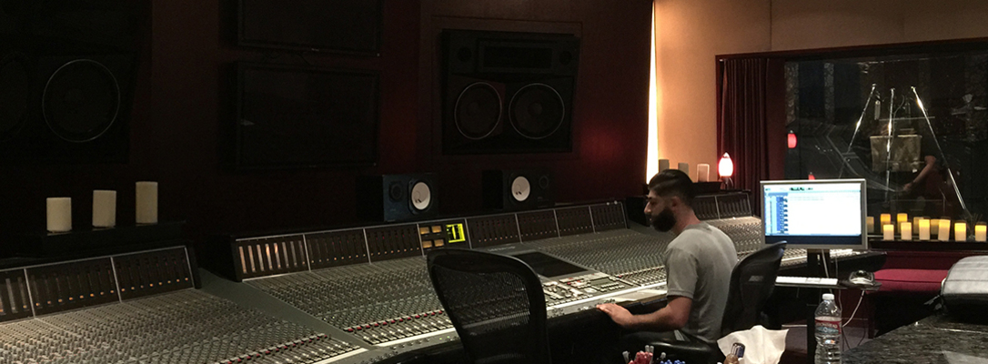 Narek Ambar on SoundBetter