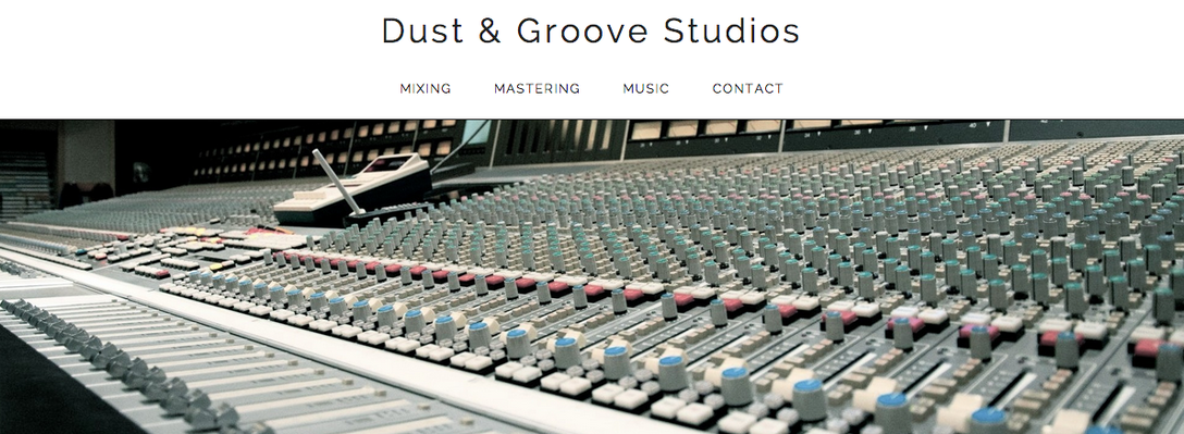 Dust & Groove Studios on SoundBetter