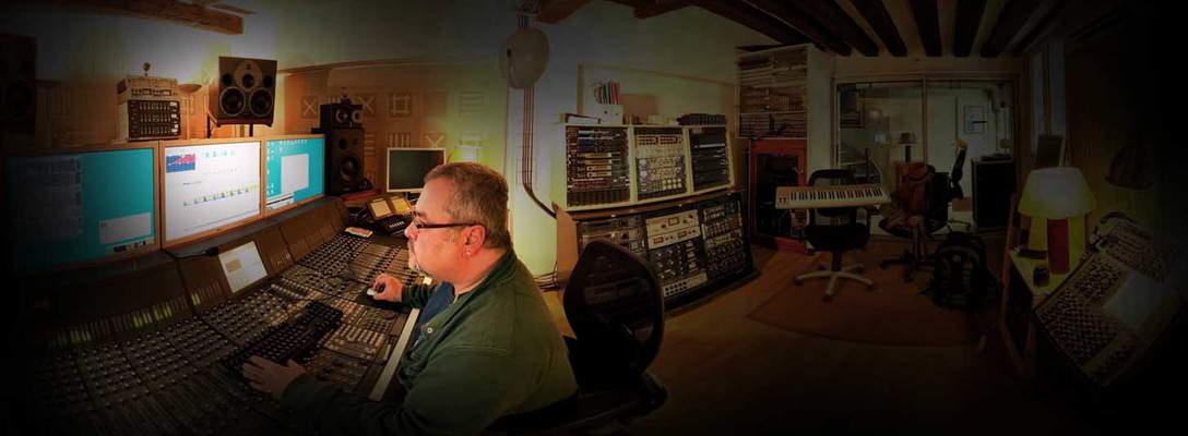 Pierre JACQUOT STUDIO on SoundBetter