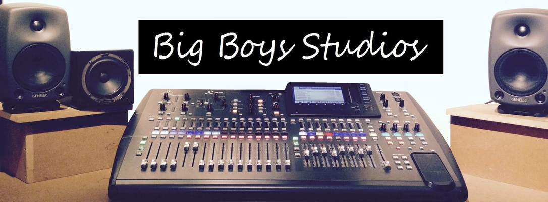 Big Boys Studios on SoundBetter