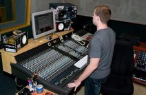 Photo of Clockwork Audio Production