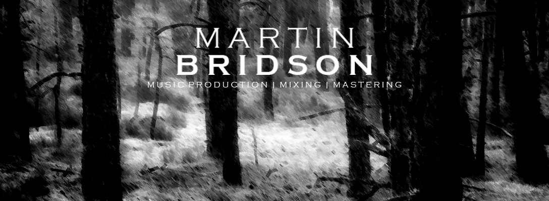 Martin Bridson on SoundBetter