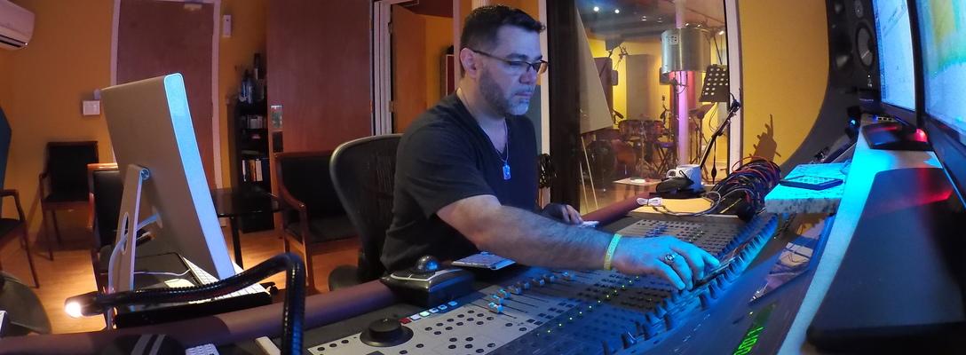 Eddie Torres on SoundBetter