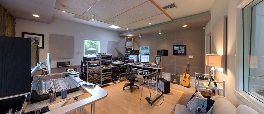 Scott Frankfurt Studio on SoundBetter