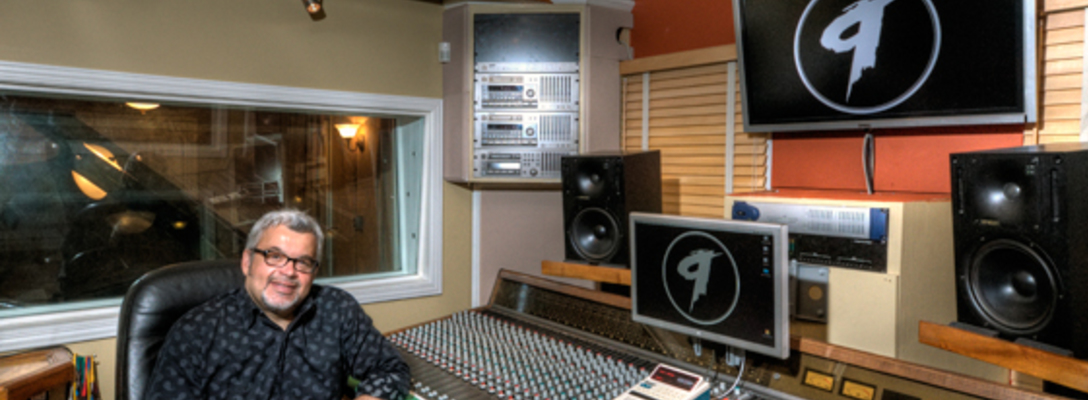 Number 9 Toronto Recording Studios Inc on SoundBetter