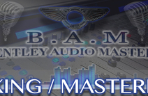 Photo of bentley audio masters