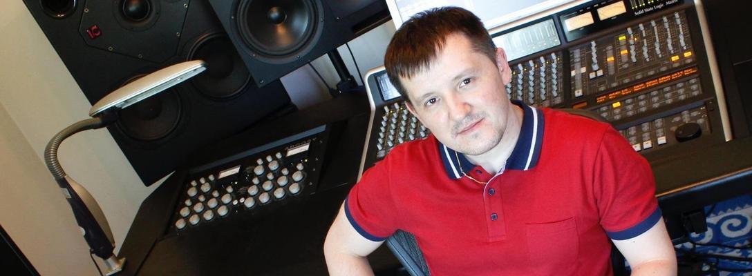 Sergey on SoundBetter