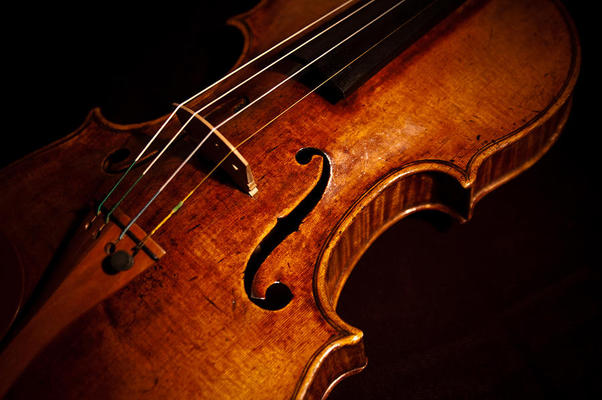 OrchestralViolinist on SoundBetter