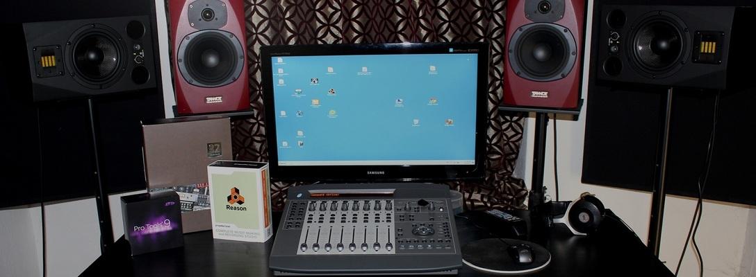 Moretime's Studio on SoundBetter