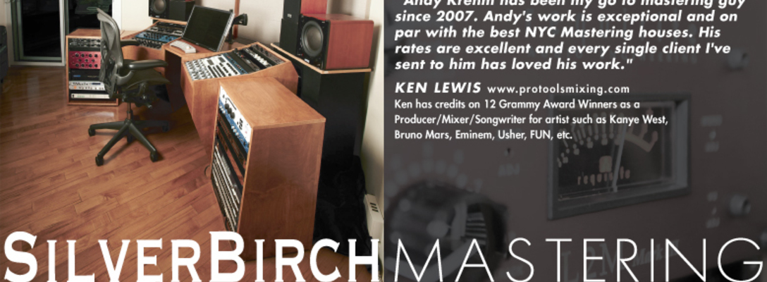 Silverbirch Productions on SoundBetter