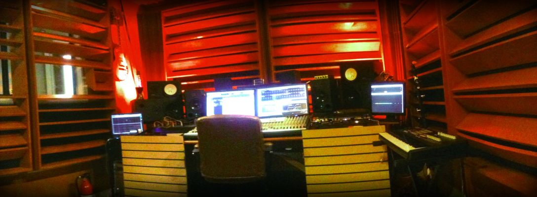 THE SOUND THEORY HD RECORDING STUDIO on SoundBetter