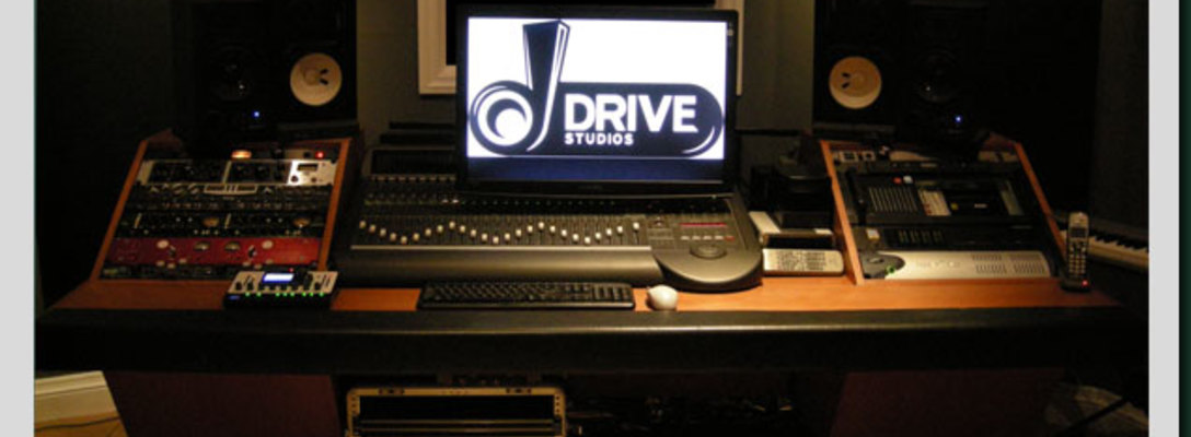 Drive Studio on SoundBetter