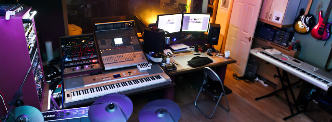 The Dining Room Studio on SoundBetter