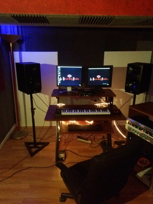 Lp Recording Studio on SoundBetter