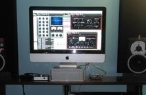 Photo of Levi Brown Mixing
