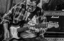 Photo of Jay Stapley, guitars & mixing