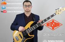 Photo of Lazarus Michaelides - Bassist