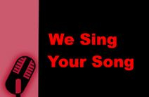 Photo of We Sing Your Song