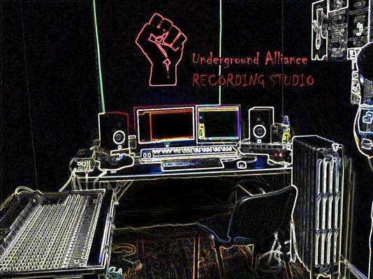 Underground Alliance Studio on SoundBetter