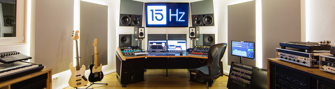 15Hz-Mastering on SoundBetter