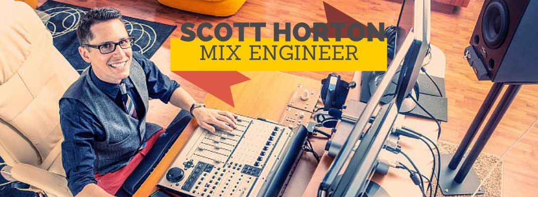 Scott Horton on SoundBetter