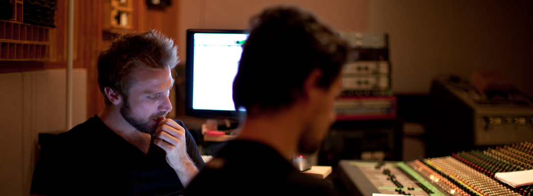 Jared P Scott on SoundBetter