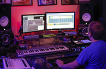 Photo of DJ Goodnight Recording Studios