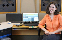 Photo of Martina Albano Mastering