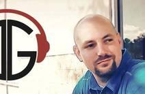Photo of David Glenn Recording
