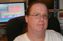 Photo of Tim Toonz, audio engineer\tech
