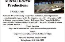 Photo of Mitchel Delevie Audio