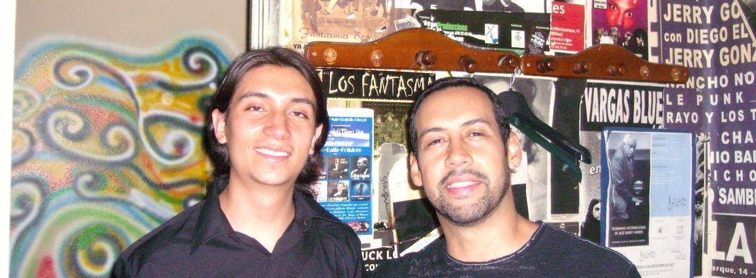 Johny Garcia on SoundBetter