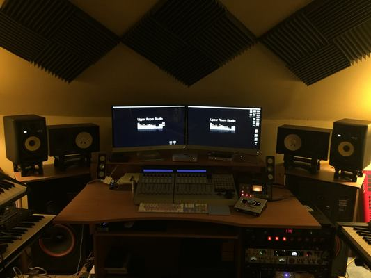 Upper Room Studio on SoundBetter