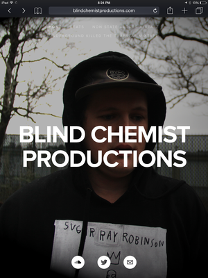 Blind Chemist Productions on SoundBetter