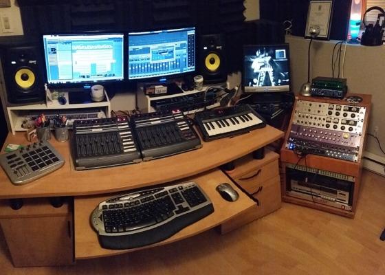 John Murphy on SoundBetter