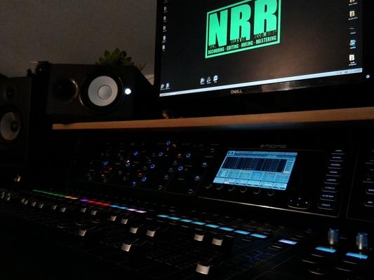 Nick Relation Recording on SoundBetter