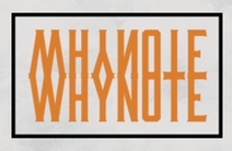 Photo of whynote