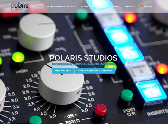 Polaris Studios on SoundBetter