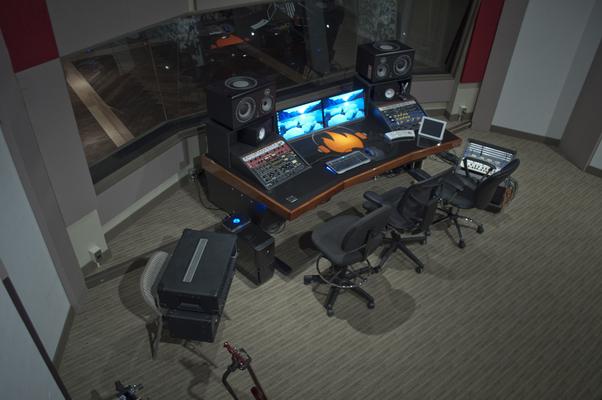Fire K Studios on SoundBetter