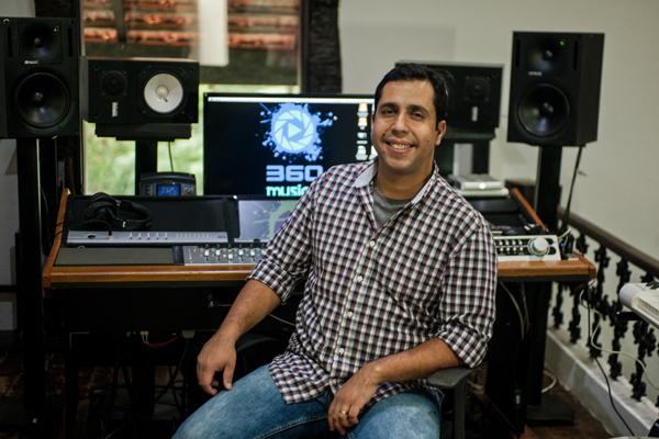 Guilherme Medeiros on SoundBetter