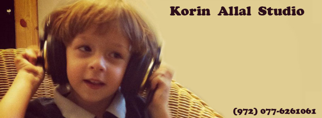 korin allal studio on SoundBetter