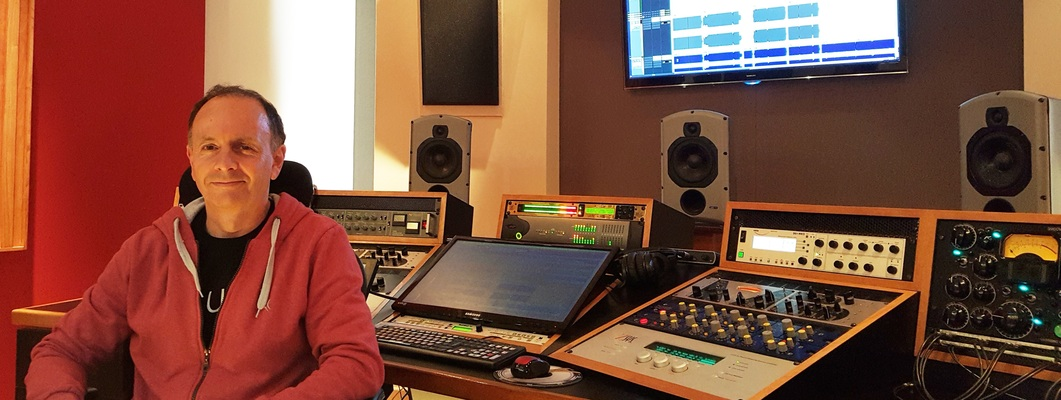 Andres Mayo Mastering on SoundBetter - 3